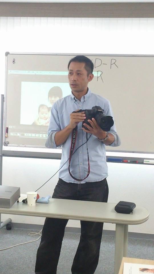 デジタル一眼の基本と子供を可愛く撮る方法1dayレッスン
