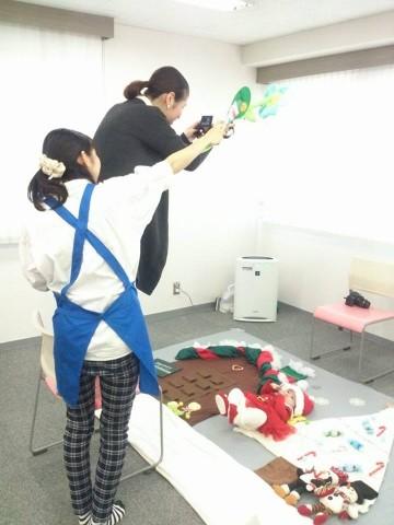 12月おひるねアート撮影会